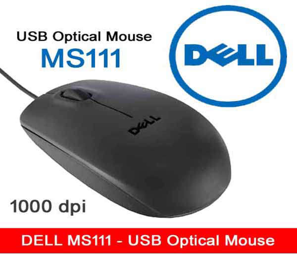 mouse optico usb dell 3botones laschimeneas