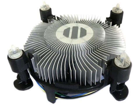 disipador de calor  intel socket 1155 1151 1150 laschimeneas